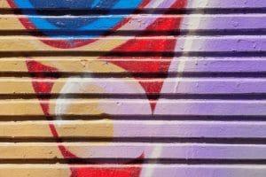antigraffiti ochrana a čištění fasády