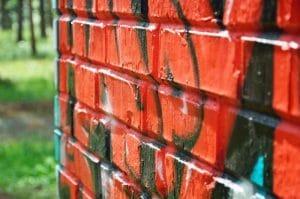 aplikace antigraffiti ochrany