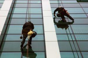 výškove čistenie okien