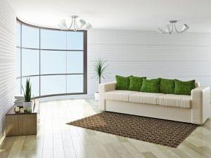 pravidelné a opakujúce sa umývanie okien
