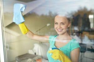 umývanie okien bez leštidel