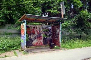 AGO proti graffiti na naší zdi