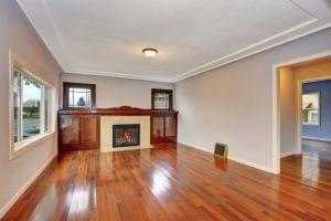 šetrné čištění podlah ze dřeva