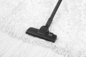 Efektivní čištění koberce