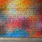 odstranění graffiti a oprava fasády