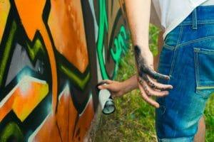 antigraffiti ochrana nátěr a nástřik