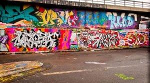 Perspektiva graffitů
