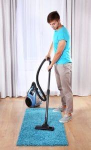 čištění kotoučovým strojem
