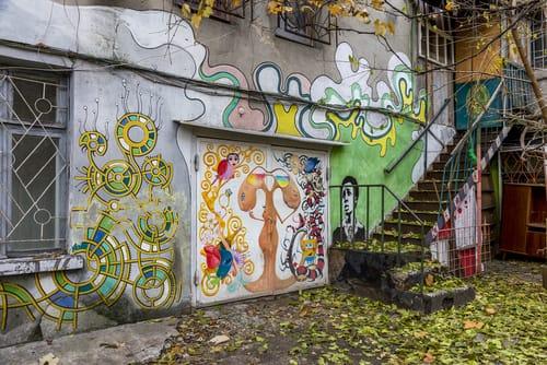 Graffiti Zlín, odstranění ceník