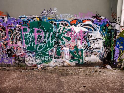 Brno graffiti, odstraňování