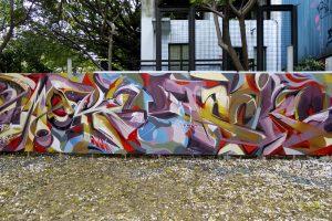 Odstranění graffiti rychle