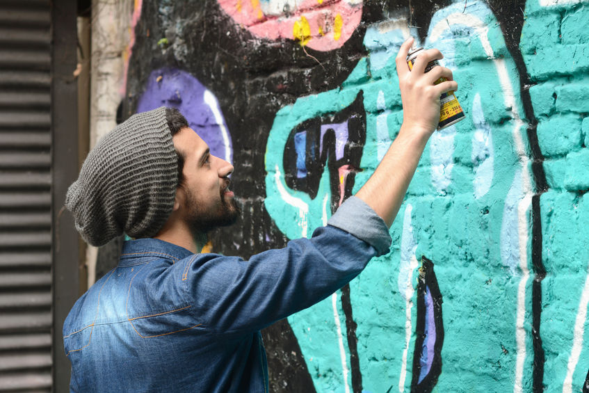graffiti Zlín