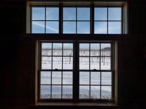 Čištění oken i ve výškách