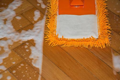 Bánovce mytie podlahy