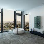 umývanie okien v interiéroch