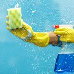 umývanie okien v domácnosti