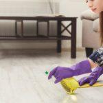 Hydrofobní impregnace podlah