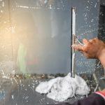 Způsoby čištění oken