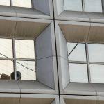 Mytí oken po stavbě