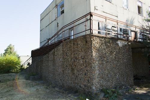 Čištění fasády Brno