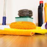 na co si dávat pozor pří čištění podlah