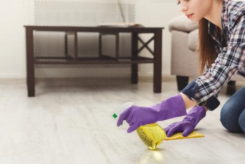 Umývaní betonových podlah Praha