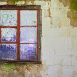 odstranění plísně z fasády