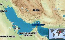 Další konflikt v Hormuzském průlivu. Írán oznámil, že zadržel britský ropný tanker