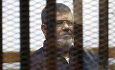 Egyptský exprezident Mursí zemřel u soudu