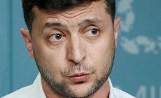 Zelenského strana je favoritem nedělních ukrajinských voleb