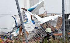 V Německu se zřítilo malé letadlo na hobymarket. Zahynuli tři lidé