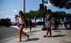V USA panují silná vedra, o život už připravila šest lidí