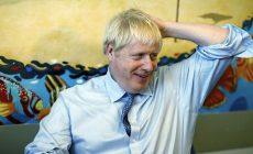 Johnson v dopise EU označil irskou pojistku za nedemokratickou, čeká na odpověď