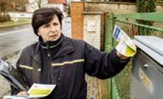 Pošta se v dubnu vrátí k výplatě důchodů na pobočkách, mnozí senioři nemají o doručování domů zájem
