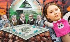 Nevinné děti: Známý nástroj bolševiků k manipulaci dospělých. Kdo stojí za loutkou Gretou Thunbergovou? Deep State v akci pod falešnou vlajkou. Vzdělání je zbytečné? Jak zničit svět? Strašil už Gretin pradědek