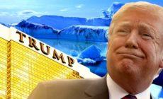 """Trumpovo Grónsko: Pochybnosti a smích nejsou tak úplně na místě. Na všechno je precedens. Sami  Dánové Američanům právě poradili, jak na to.  Bude každý Gróňan milionář? USA ostrov """"koupí"""" tak jako tak"""
