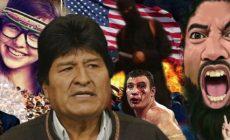 Bolívie: Morales prchá do Mexika. Další barevná revoluce? Pojištěno silovými složkami. Prezidentka ve službách cizí moci? S ústavními soudy bývá potíž. Bojují USA o zadní dvorek? Jednoduché poučení z koutů světa