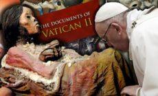 Bergogliovy provokace: Uctívá Vatikán zmrzlé dětské oběti? Přestupky a pohoršení se již nedají spočítat. Co bude dál? Napomenutí papeže s bolestí a láskou. Je islám dobrý? Na cestě do věčné záhuby