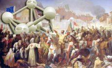 Muslimové křesťanům: Vašimi zákony vás dobudeme, našimi zákony vás ovládneme. Co by řekl Godefroy na dnešní Belgii? Terorismus není nejhorší stránkou islámu. Migrační invaze vše rozhodne. Pouze Bůh ví…