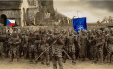 Světová válka opět aktuální: Přeberou generálové moc? NATO je špinavá tikající bomba. Politici hot, vojáci čehý? Cvičíme pod wehrmachtem. Propaganda se činí. Rusko připraveno se bránit. Zase na špatné straně